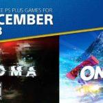 PlayStation Plus: annunciati i titoli di Dicembre 2018