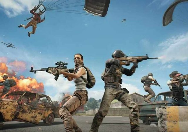 PUBG Ps4 Xbox One Gratis