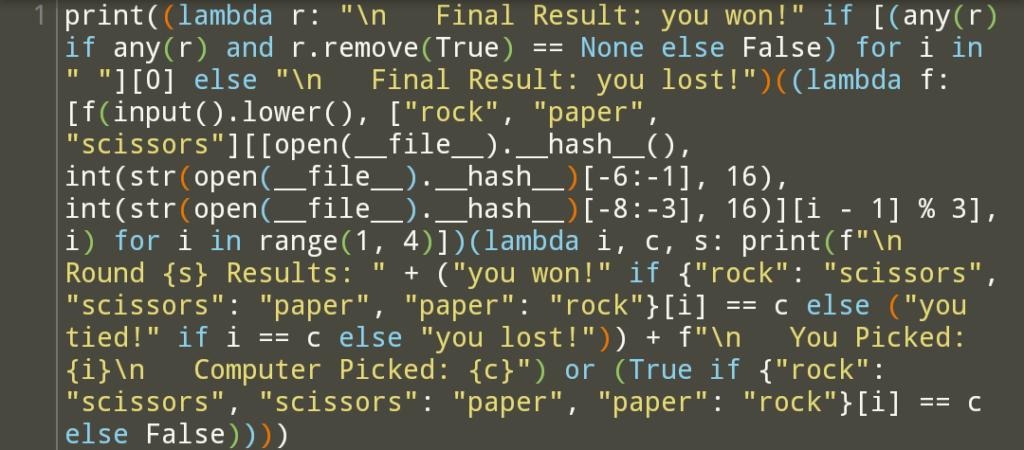 Steam righe di codice