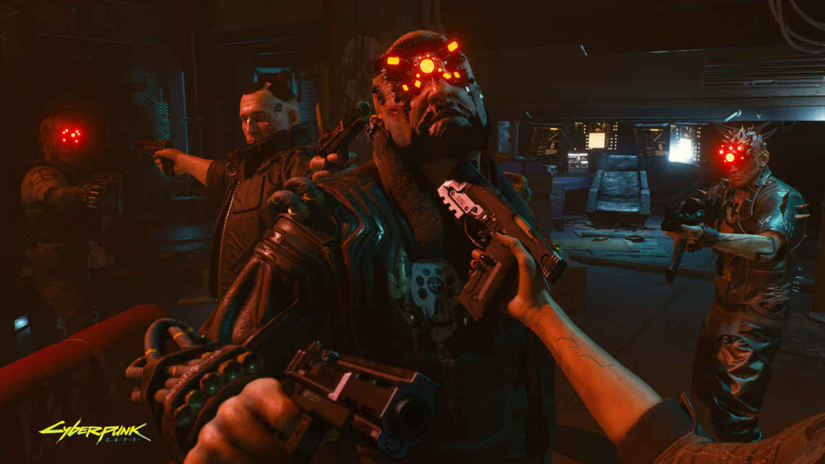 Screen dal gameplay di 40 minuti della Gamescom di Cyberpunk 2077