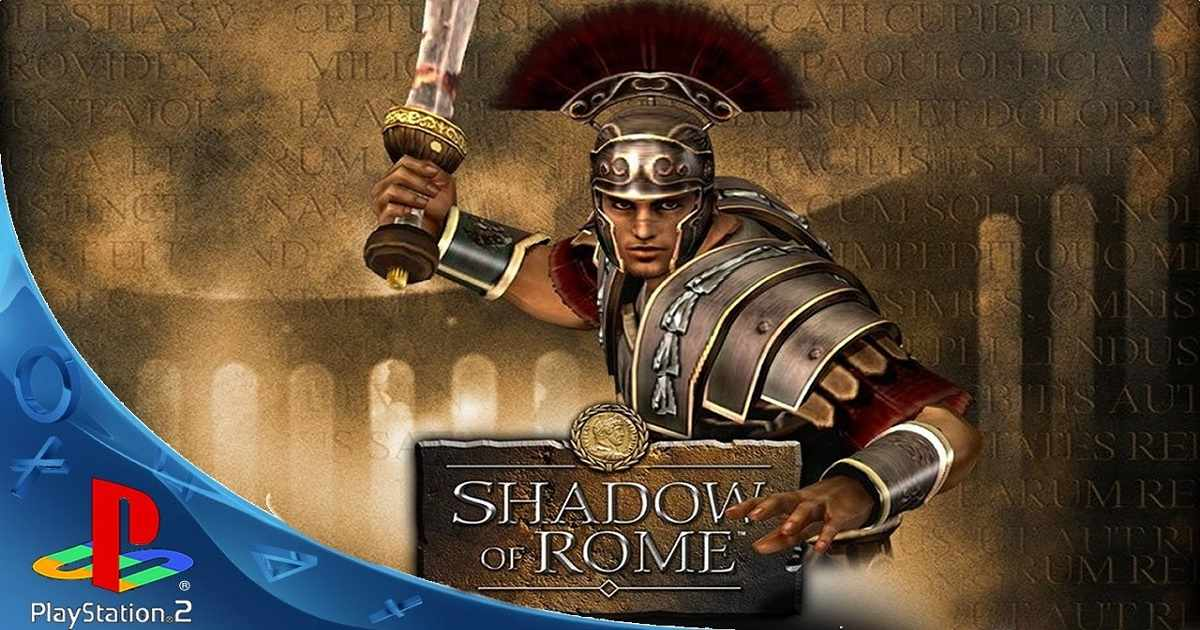 shadow of rome, videogioco ambientato nell'Antica Roma.