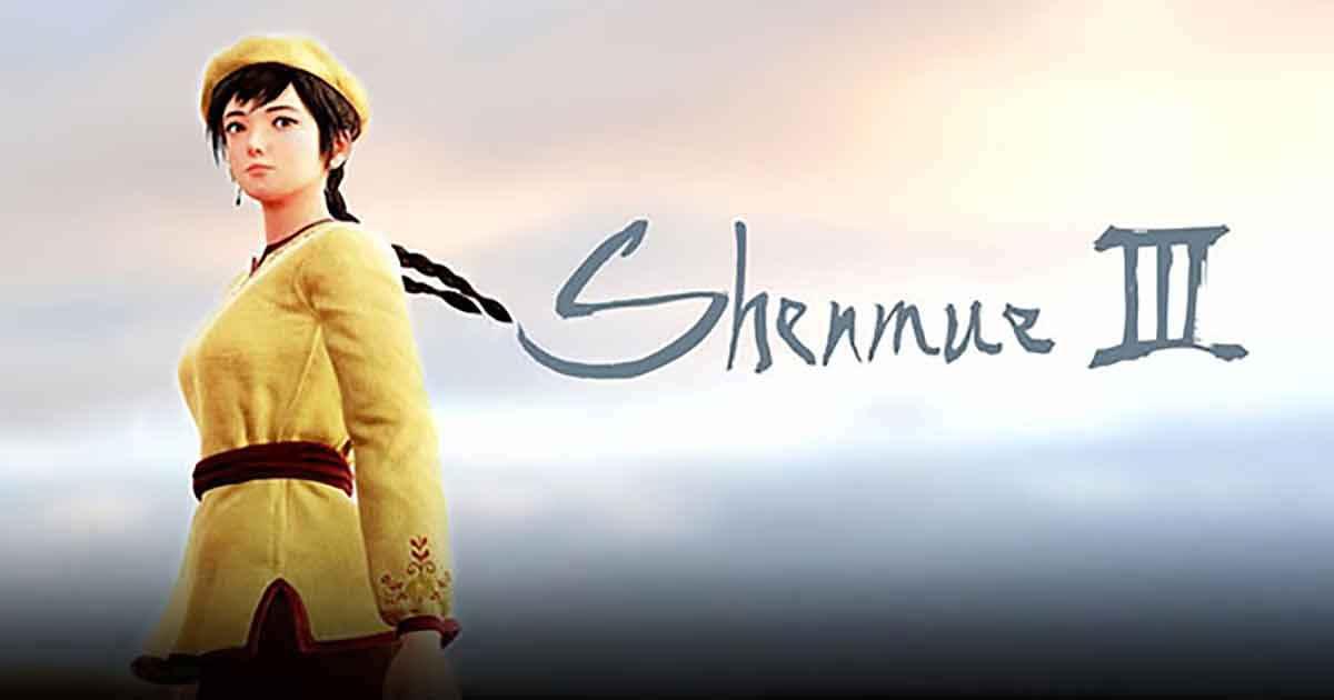 shenmue 3 un crowdfunding da record