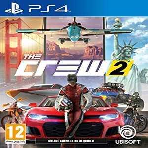 top giochi di guida, The Crew 2 mete a disposizione un'intera mappa
