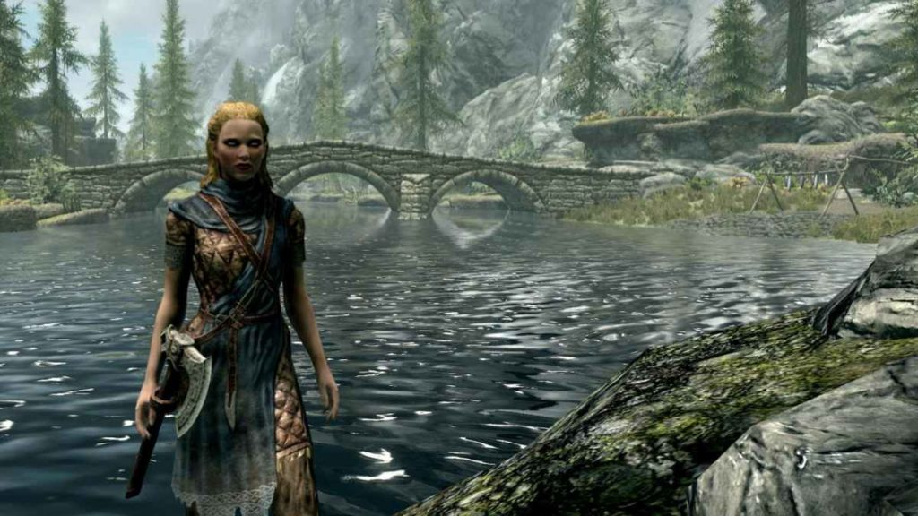 Saldi Steam Novembre 2018 the elder scrolls v skyrim special edition