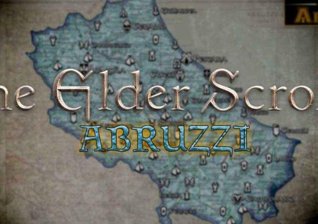 the elders scrolls abruzzi