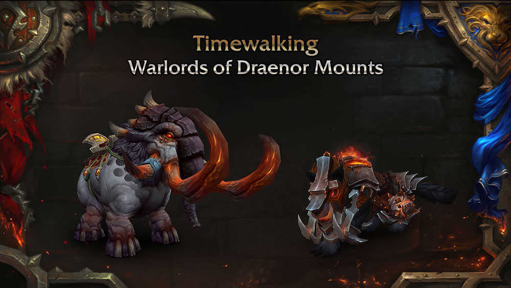 wod mounts