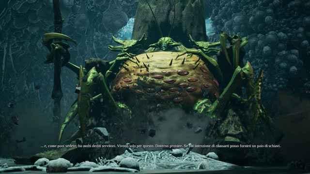 Come appare il Peccato Capitale Accidia in Darksiders 3