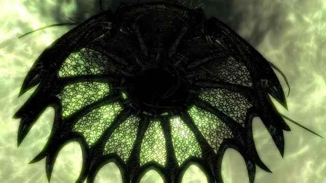 L'architettura di Apocrypha in Skyrim: Dragonborn