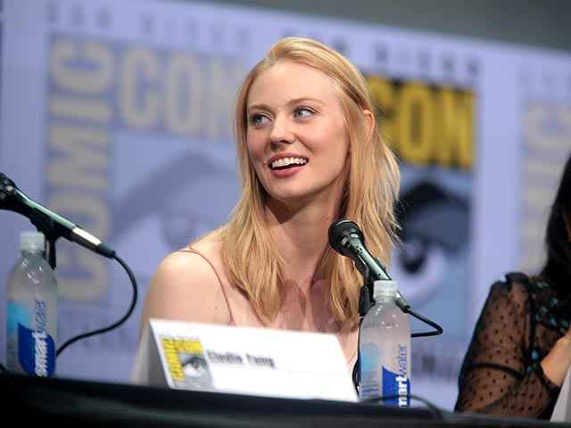 Deborah Ann Woll al San Diego Comic Con International del 2017