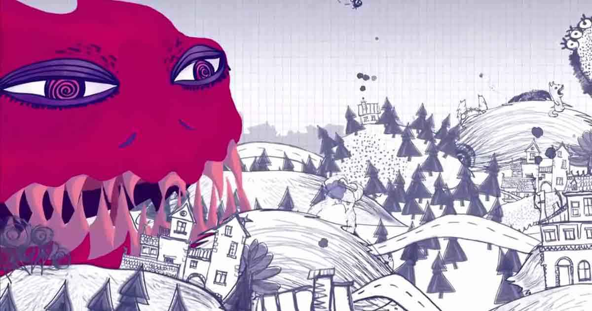 Escape-doodland-Recensione