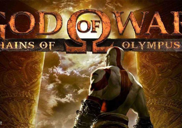 God of War Chains of Olympus e la mitologia greca