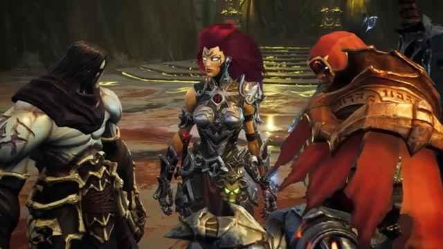 I Cavalieri Guerra, Morte e Furia in Darksiders 3
