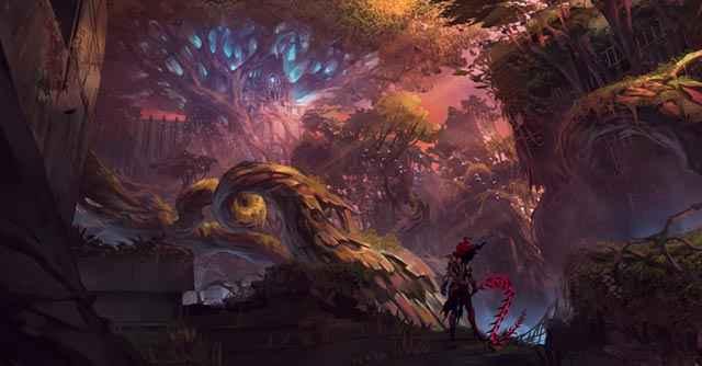 Haven, il rifugio sicuro per i resti dell'umanità in Darksiders 3