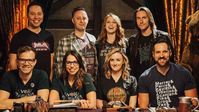 Il Cast di Critical Role