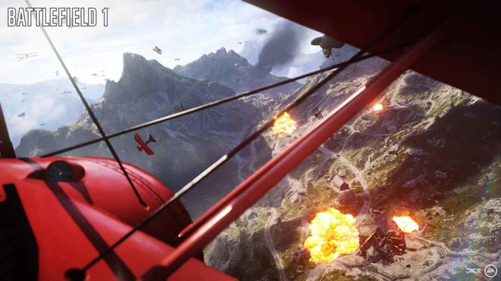 Italy&Videogames Battlefiled 1, la Grande Guerra - Dolomiti, Passo di Falzarego Laganzuoi