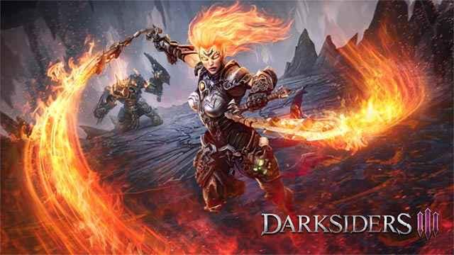 Furia, la protagonista del terzo capitolo della saga di Darksiders