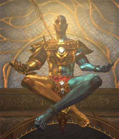 Lord Vivec in The Elder Scrolls Online