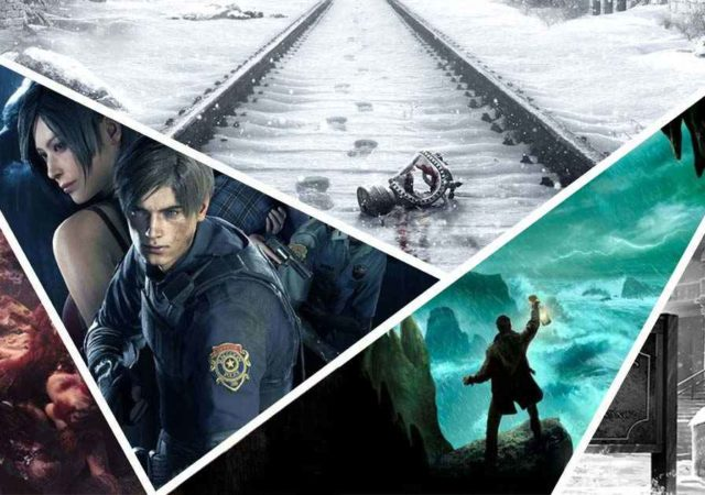 Top survival horror, i migliori giochi d'orrore per PS4, Xbox One, Pc e Nintendo Switch