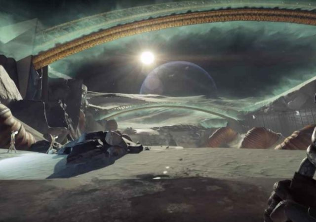 Screenshot dal trailer di Prey Mooncrash