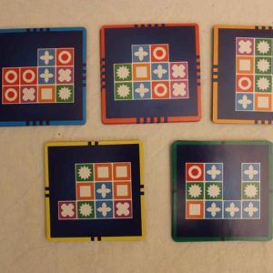 Puzzle Domino plancia