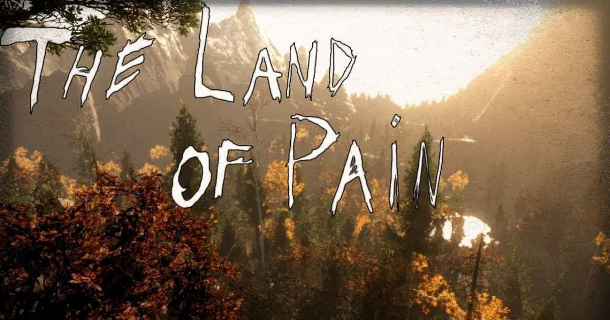 THE LAND OF PAIN - Valsugana