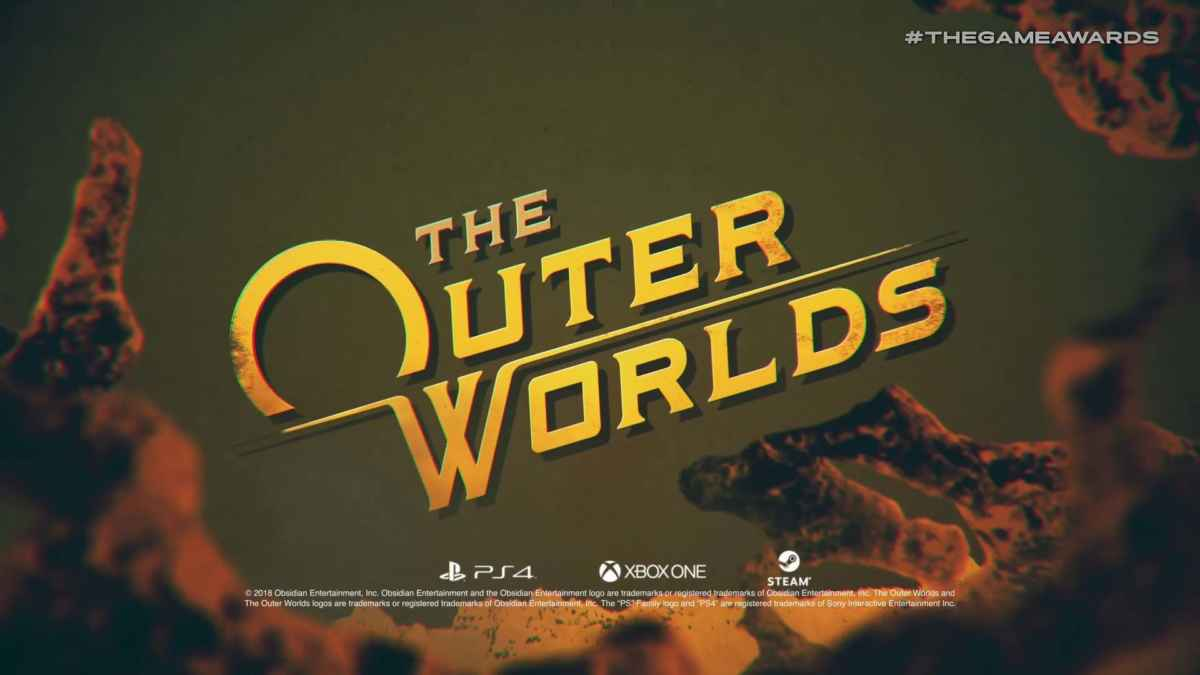 Logo di The Outer Worlds