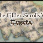The elder scrolls tuscia fan made italia mappa