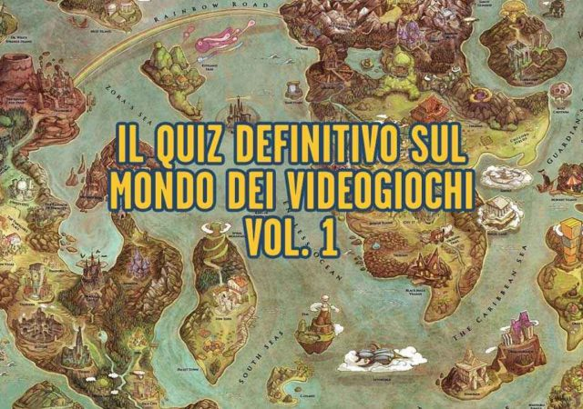 Ultimate game quiz vol 1 Il quiz definitivo sul mondo dei videogiochi