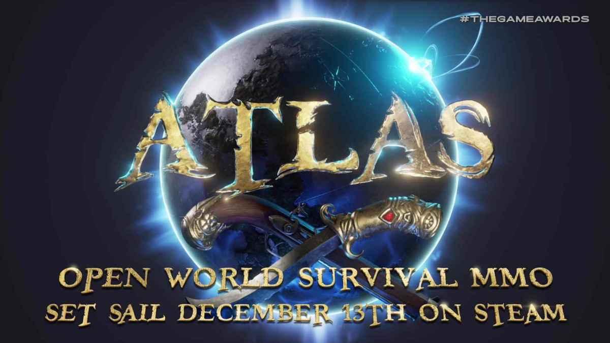 Logo di Atlas, nuovo MMORPG sviluppato dai creatori di ARK