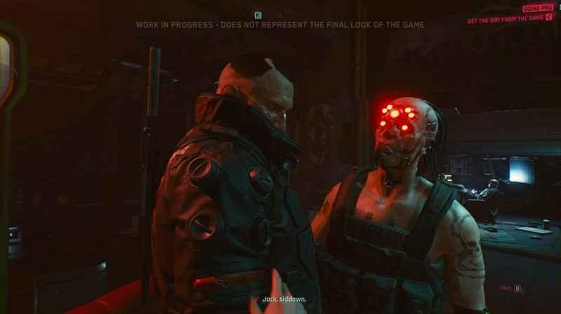 cyberpunk 2077 avrà diversi stili di gameplay