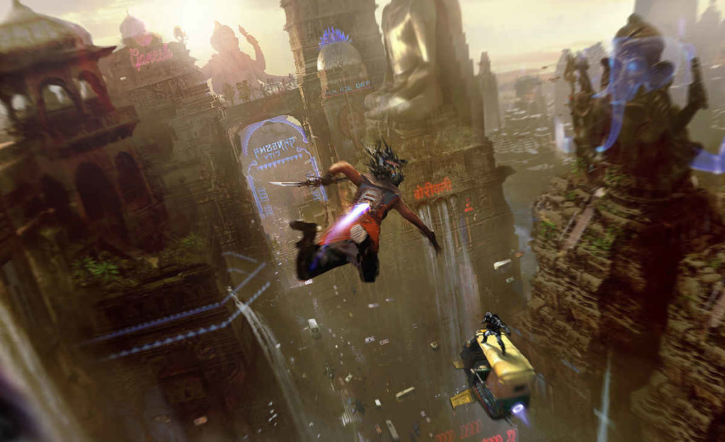 Beyond Good And Evil 2 gameplay immagine