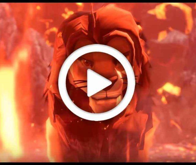 Una mod PC molto originale porta Il Re Leone in Monster Hunter Wolrd