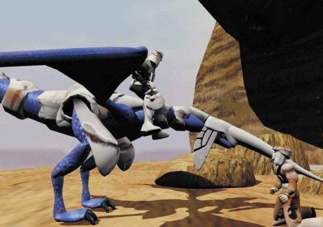Panzer Dragoon cover image