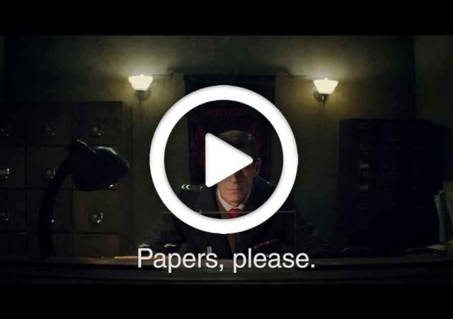 Papers, Please il film live action