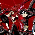 Un' immagine promozionale legata a Persona 5