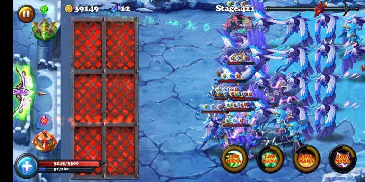 modalità stage defender iii