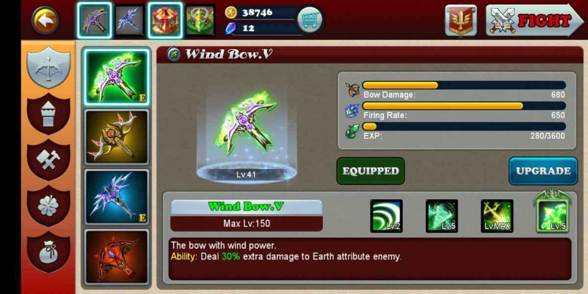 Arco defender III