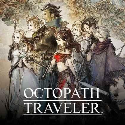 Octopath Traveler il grande RPG Nintendo tra i migliori giochi 2018 per Switch