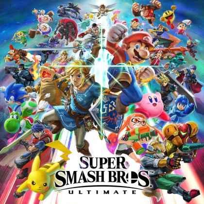 Super Smash Bros Ultimate per Nintendo Switch è uno dei migliori giochi 2018 della nostra classifica