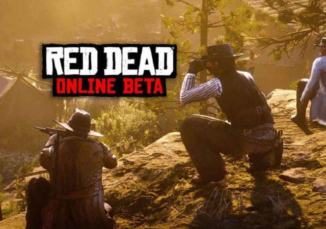 red dead online bug rivela due nuove modalità