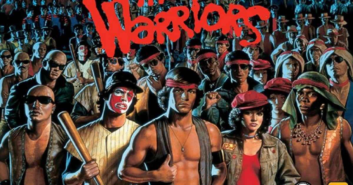 the warriors è il gioco basato sul film I guerrieri della notte