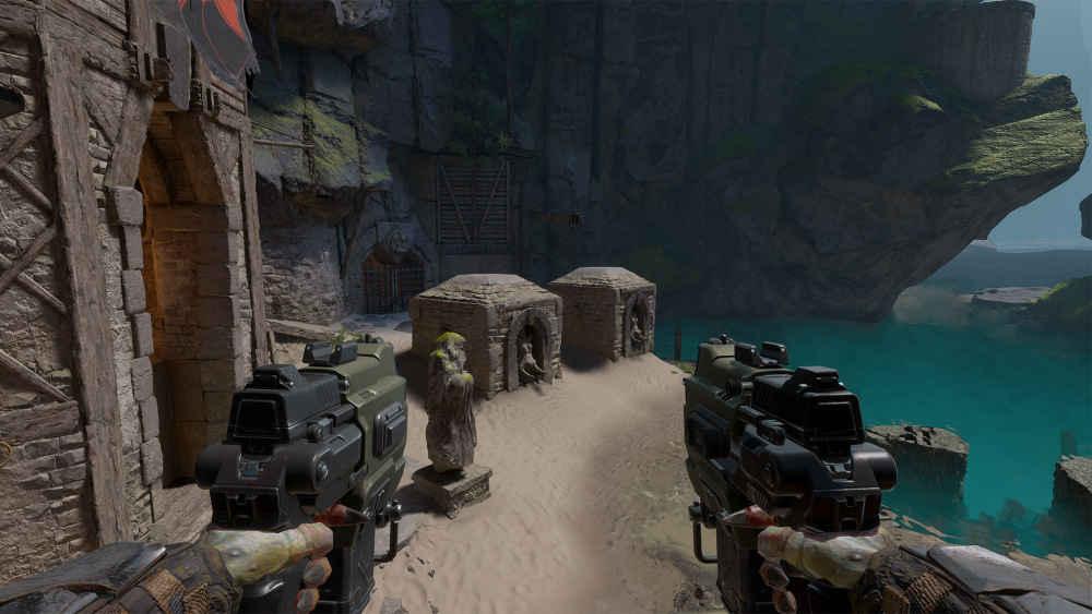 Unreal Tournament gameplay