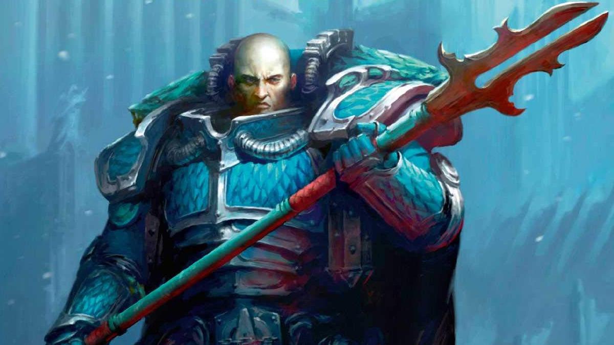 Alpharius, Primarca dell'Alpha Legion