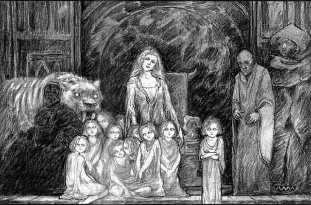 Gli Antidiluviani di Vampire the Masquerade