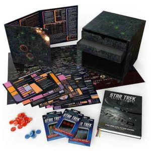 Borg Cube Box Set