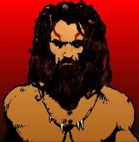 Caino, il primo Vampiro