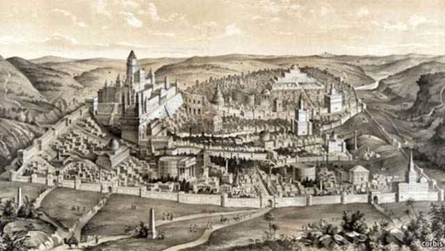 La Città di Enoch in Vampire the Masquerade