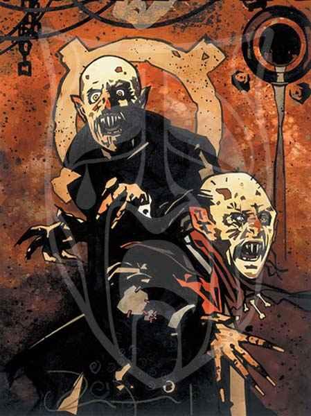 Il Clanbook dei Nosferatu di Vampire the Masquerade