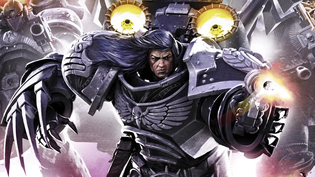 Corvus Corax, Primarca della Raven Guard