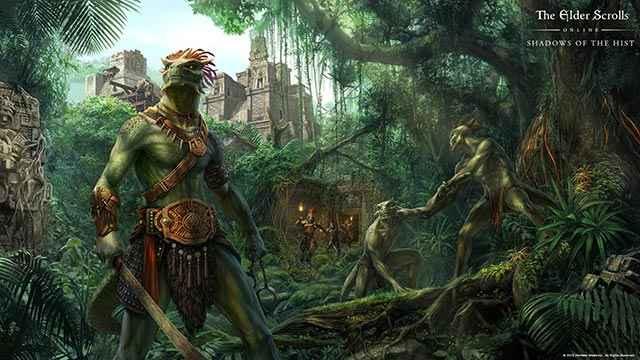L'impenetrabile giungla di Shadows of the Hist